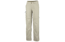 Columbia W Mt Awesome II Straight Leg Convert. Pant long fossil